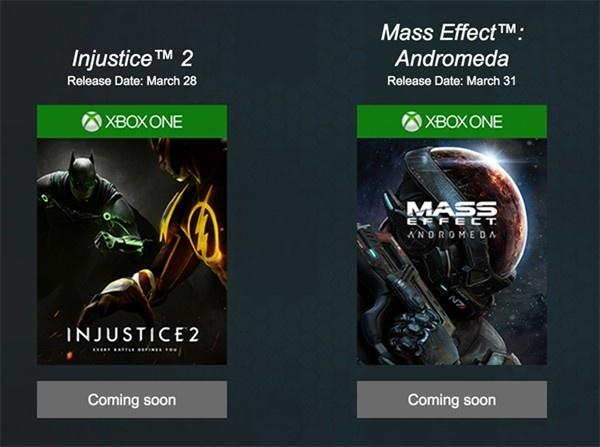 pré-venda Xbox