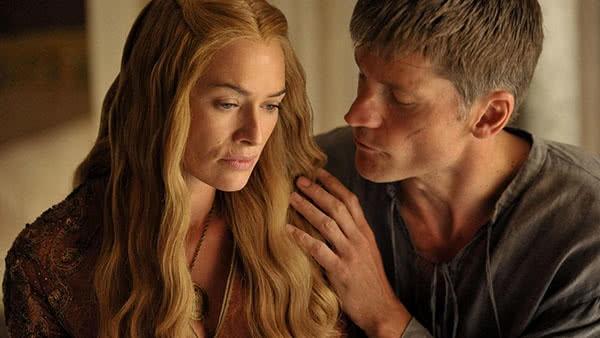 Jaime e Cersei