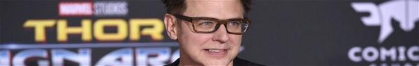 James Gunn agradece apoio por seu retorno a Marvel