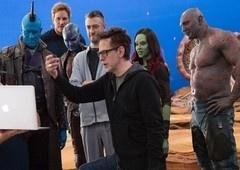 James Gunn fala sobre pacto que fez com Dave Bautista e Chris Pratt