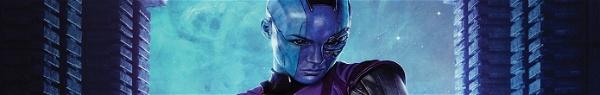James Gunn quer ver um filme solo da Nebulosa