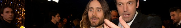 Jared Leto desafia Ben Affleck! Coringa no filme solo do Batman?