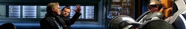 Jogador Nº 1: novas imagens mostram Steven Spielberg em ação