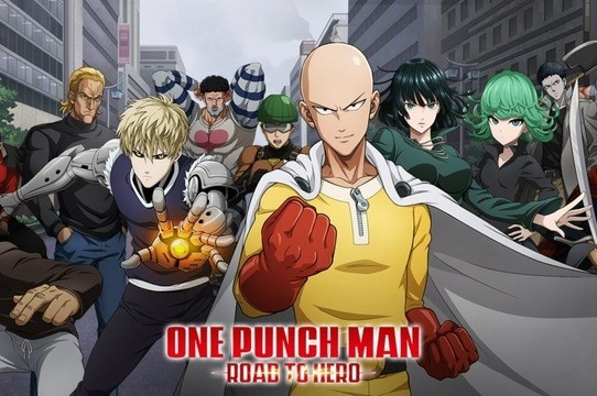 Jogo One-Punch Man: Road to Hero é anunciado pela Oasis Game!