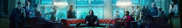 John Wick 3 | Nova imagem mostra John Wick a espreita nas sombras!
