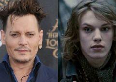 Johnny Depp é Grindelwald em Animais Fantásticos!