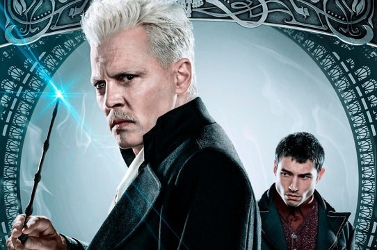 Johnny Depp retornará como Grindelwald em Animais Fantásticos 3