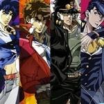 Jojo's Bizarre Adventure | Os personagens principais de cada temporada