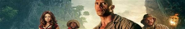 Jumanji | Conheça todas as fases dos dois filmes!