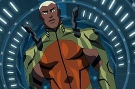 Justiça Jovem   Série animada revela que novo Aquaman é LGBT