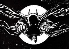Já imaginou se o Superman fosse o Batman?