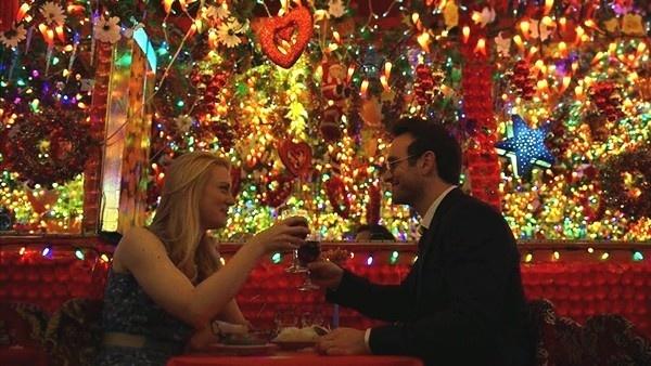 O jantar romântico de Karen e Matt