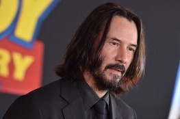 Keanu Reeves pode estar sendo disputado por Marvel e DC!