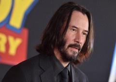 Keanu Reeves pode estar sendo disputado por Marvel e DC!