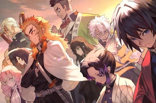 Os 9 HASHIRAS de Kimetsu no Yaiba (Demon Slayer): poderes e história