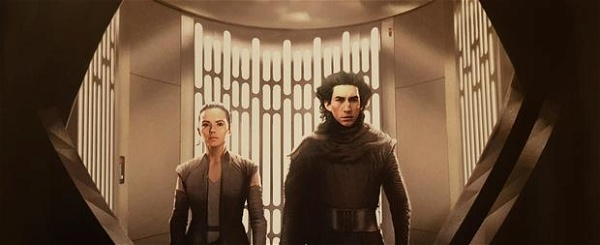 Kylo and Rey