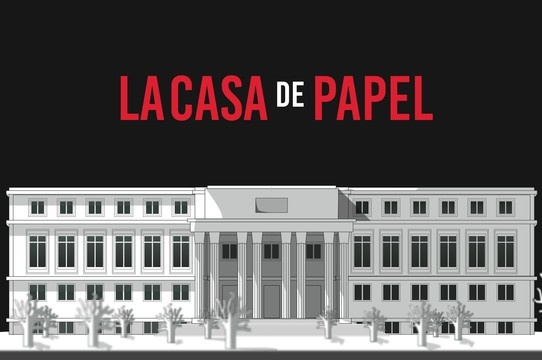 La Casa de Papel | Em NOVO TEASER, Professor revela detalhes da trama!
