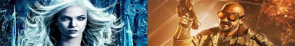 Legends of Tomorrow: Dominic Purcell insinua Nevasca como parte do time