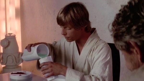 Luke em Uma Nova Esperança