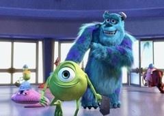 Liberada a primeira imagem da série animada de Monstros S.A. no Disney+