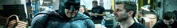 Liga da Justiça: Versão de Zach Snyder foi 99% filmada