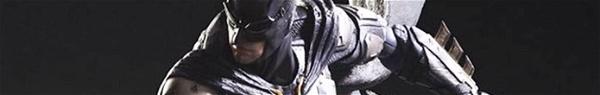 Liga da Justiça: Você vai pirar com estas fotos do uniforme tático do Batman!