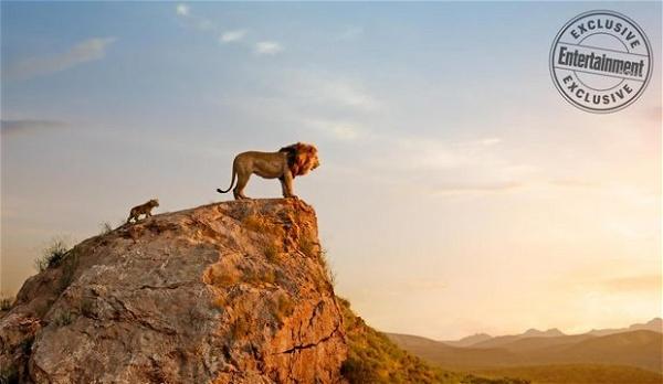 Rei leão Novo
