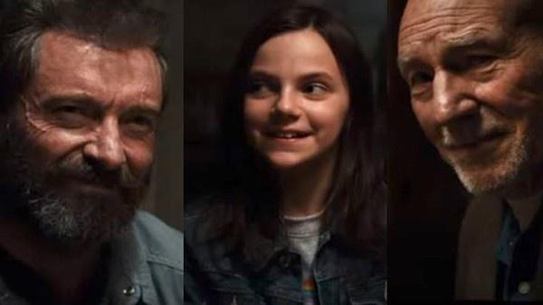 Logan, Laura e Xavier