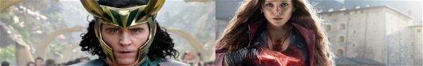 Loki e Feiticeira Escarlate (e outros heróis!) vão ter séries live action