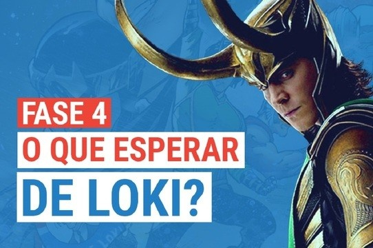 Loki | O que esperar da série do vilão que aprendemos a amar? (VÍDEO)