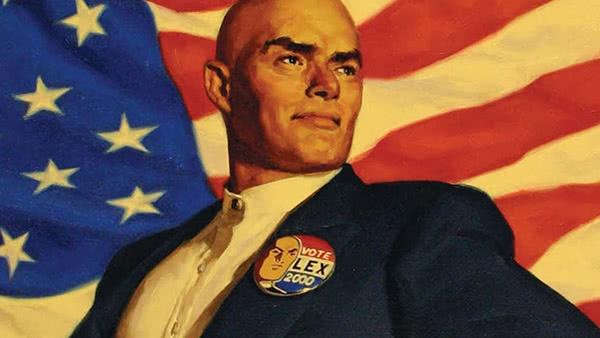 Presidente Luthor