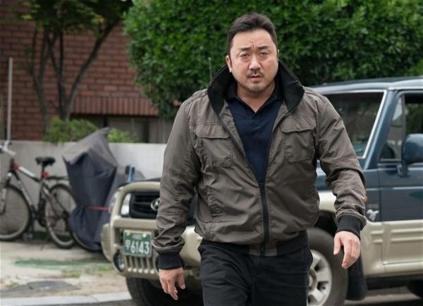 Ma Dong-seok os eternos