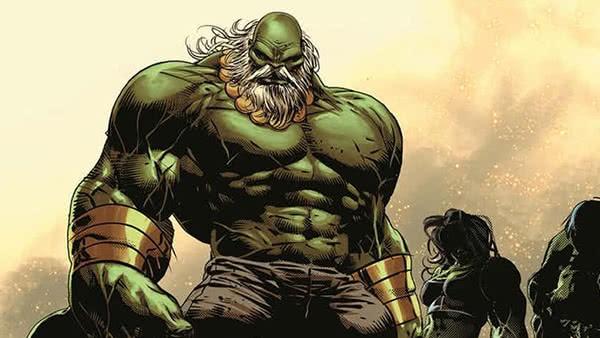 Hulk do futuro