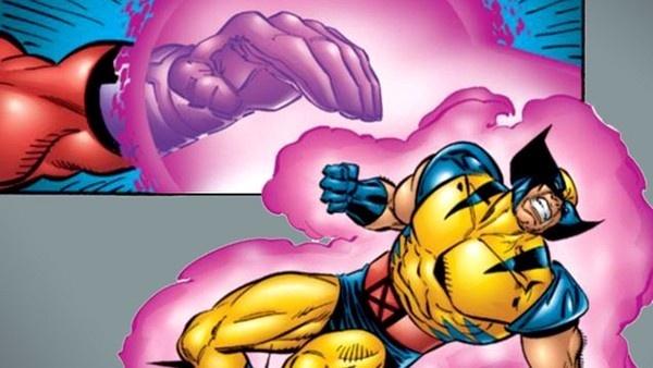 Magneto e Wolverine