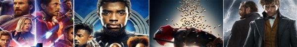 Bilheterias 2018: Confira os 10 filmes que mais arrecadaram este ano!
