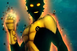 Conheça Mancha Solar, o super-herói brasileiro dos Novos Mutantes