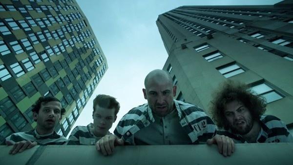 O grupo de vilões Maniax em Gotham