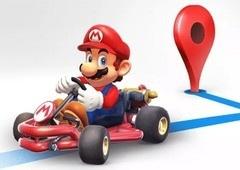 Mario vai te acompanhar no Google Maps por uma semana!
