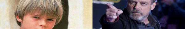 Mark Hamill defende Jake Lloyd e a trilogia prelúdio de Star Wars
