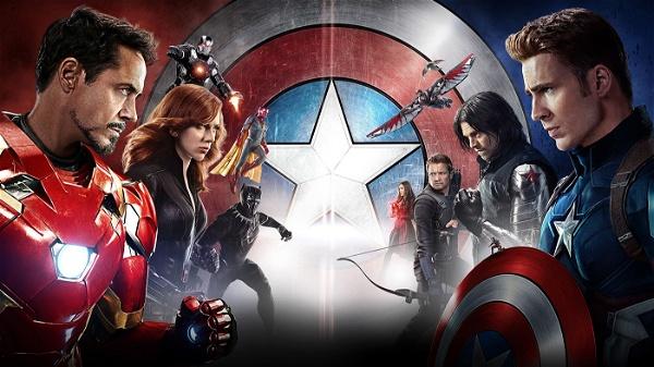 Resultado de imagem para guerra civil marvel