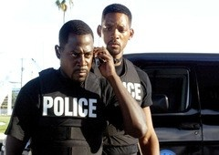 Martin Lawrence comemora fim das filmagens de 'Bad Boys for Life'!