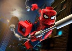 Marvel anuncia animação LEGO do Homem-Aranha
