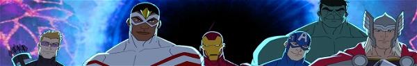 Marvel deve parar produção de séries animadas para Disney XD