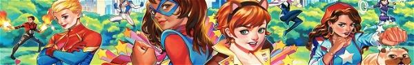 Marvel Rising: série e filme serão marcados pela representatividade