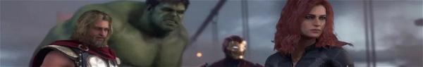 Marvel's Avengers | 18 minutos da gameplay é divulgada oficialmente!
