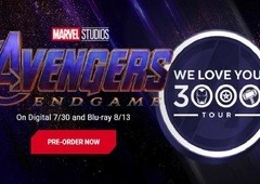 Marvel Studios anuncia o tour 'We Love You 3000' com Irmãos Russo!