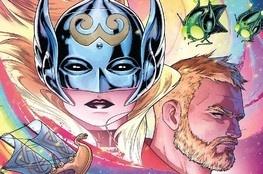 Mas afinal, o que a chegada da Poderosa Thor significa para o Thor?