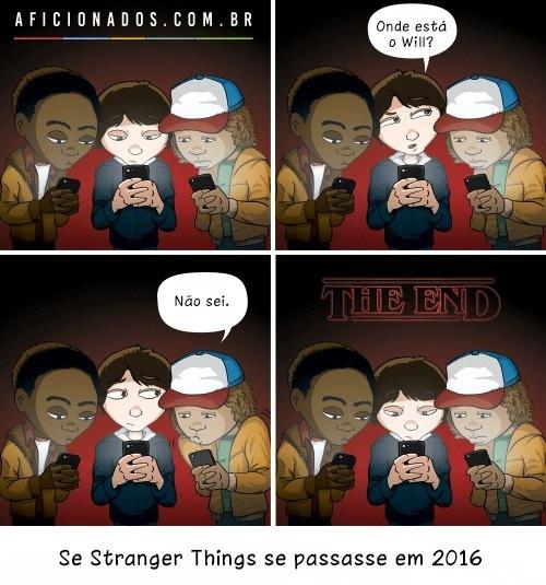stranger things meme
