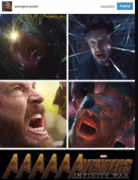 Vingadores Guerra Infinita Confira 16 Memes Sobre O Filme