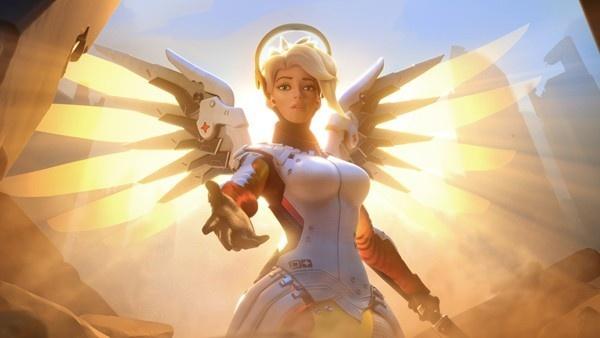 Mercy de Overwatch